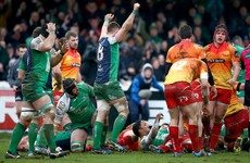 Analysis: Connacht's pack beautifully cohesive to demolish the Scarlets