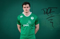 Leinster's promising Ryan the latest Ireland U20s captain from Michael's
