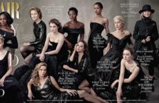 The cover of the Vanity Fair Hollywood Issue is here, and features our own Saoirse Ronan