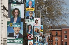 Wicklow village convinces politicians to keep the place a poster-free zone during the election