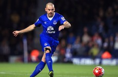 Disappointment for Ireland's Darron Gibson, as loan move fails to materialise