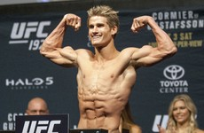 A 'strep throat' is the reason the Sage Northcutt bandwagon came to a halt