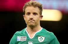 Luke Fitzgerald has been ruled out of the Six Nations with a knee injury