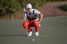 Inspired McIlroy sets his sights on claiming Olympic gold for Ireland