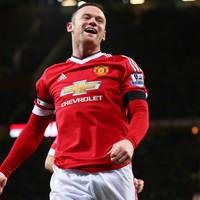 Van Gaal delighted with upturn in Wayne Rooney's form