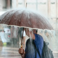 Parts of the country had their wettest January in decades