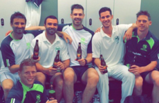Three and easy! Ireland surge to top of table on road to the promised land of Test cricket