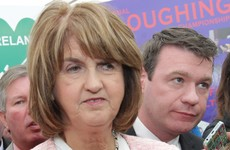 Joan Burton says Alan Kelly is 'an incredibly obedient employee'