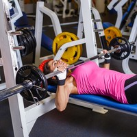 Leg curl and pull ups – it's week 3 of our gym training programme with a personal trainer