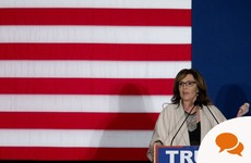 'I'm an American, but Sarah Palin and Donald Trump do not speak for me'