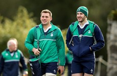 'Stuart is well able to step up - McCloskey among new faces for Schmidt to consider