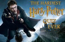 The Hardest Harry Potter Quiz Ever