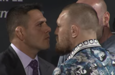 Watch the UFC's newly-released official promo for McGregor v dos Anjos