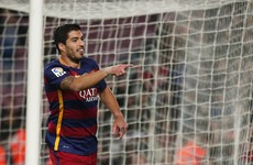 4 goals for Suarez and Messi hat-trick piles more misery on Gary Neville
