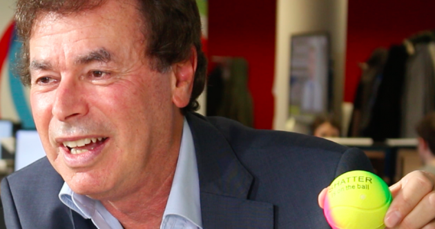 Alan Shatter told us all about his famous campaign balls