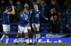 Ross Barkley scored a 'Panenka' for Everton tonight