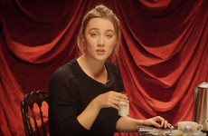 Saoirse Ronan has taught Americans how to make the perfect cup of tea