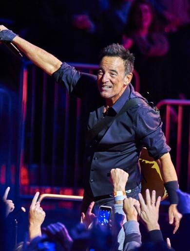 The Boss is coming to town: Bruce Springsteen to play Croker in May