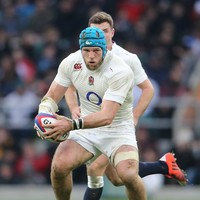 Haskell takes seven shirt as Jones names three new faces on England bench
