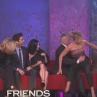 Take a break and watch the first ad for the Friends reunion