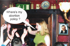 How Lucinda and Averil clashed over abortion as students more than a decade ago