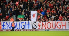 Liverpool fans plan Anfield walkout in protest over soaring ticket prices