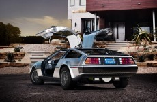 The DeLorean is relaunched - and this time it's electric