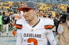 Ex-girlfriend claimed Manziel struck her 'several times' - police
