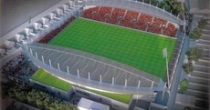 Dublin City Council release plans for €20 million Dalymount Park redevelopment