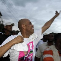 """Haiti's President has released a sexually suggestive song called """"Give Them The Banana"""""""