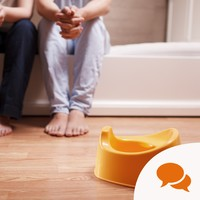 You can learn a lot about management from potty training your child