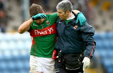 Lee Keegan not risked for Mayo but Aidan O'Shea does return for clash with Dublin