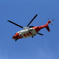 """Man airlifted from Russian ship off Cork coast after """"sustaining burns"""" in engine room"""