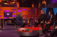Ben Stiller gave a step-by-step guide to Blue Steel on Graham Norton