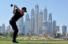 McIlroy goes low on the home straight to give himself fighting chance in Dubai
