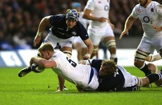 Kruis and Nowell cross for the opening two tries of England's Jones era