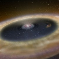 Astronomers locate youngest planet ever discovered