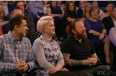This couple shared their lovely Humans of Dublin proposal story on the Ray D'Arcy Show