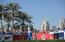 A brilliant final round from Rory McIlroy but he still falls short in Dubai