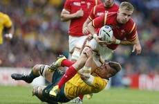 Williams in at fullback for Wales as Anscombe is ruled out