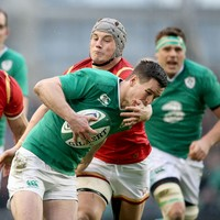 13-point lead not enough for Ireland as Wales scrap back to force a draw
