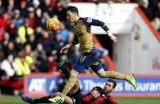 Brilliant Ozil gets Arsenal back to winning ways