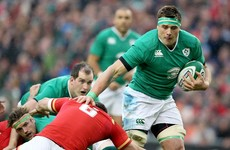 CJ Stander man of the match on barnstorming Ireland debut against Wales