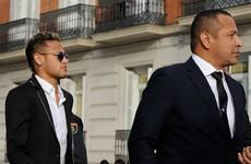Barcelona demand respect after Neymar Senior incident