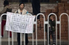 Chinese court rejects activist appeal for protest