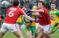 Cork crash to 10-point defeat as impressive Donegal go top of Division 1