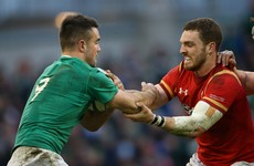 'We can build on that and get better': Positives in Irish game keeps Murray confident