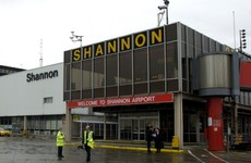 Men removed from planes in Dublin and Shannon after disturbances