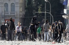 One dead after clashes in Athens over Greek austerity measures