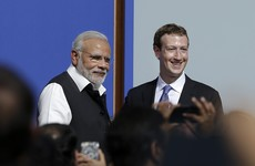 Facebook's plan to connect the world has been dealt a major blow in India